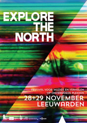 Explore the North poster 2014