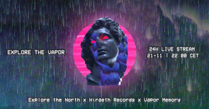 Explore the Vapor - 24h live stream